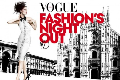 digital vogue fashion night out 2014